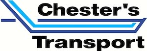 Chester's Transport Logo